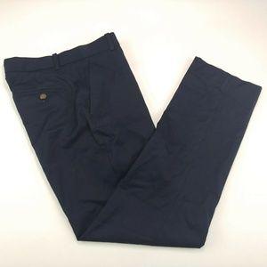Tommy Hilfiger Men's Dress Pants Pleated Slacks